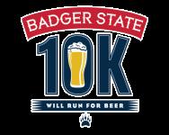 Badger State 10K & One Mile Walk registration logo