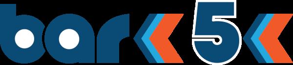Bar K 5K registration logo