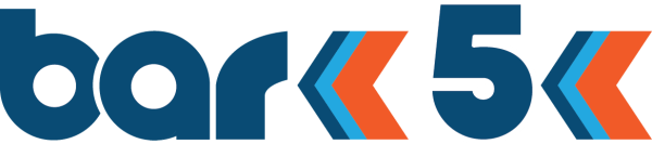 Bar K 5K registration logo