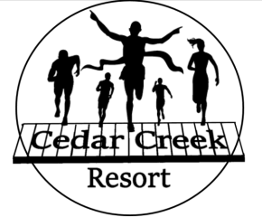 BARE at the Creek 5K registration logo