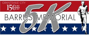Barrus Memorial Race 2017 registration logo