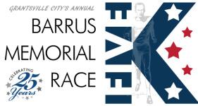 Barrus Memorial Race registration logo