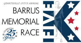 Barrus Memorial Race registration logo