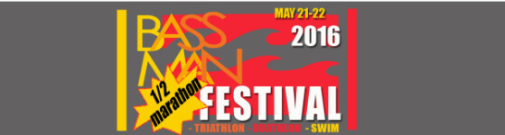 Bassman Half Marathon & 5K registration logo