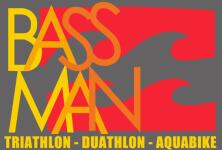 Bassman Triathlon, Duathlon, Aquabike registration logo
