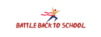 Battle Back to School  registration logo