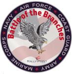 Battle of the Branches 5K Fun Run registration logo