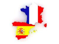 Battle of the Nations - France vs. Spain registration logo