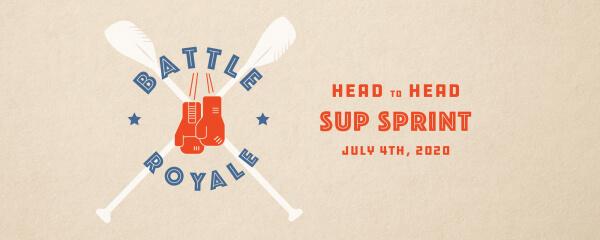 battle royale - sup sprint registration logo