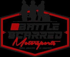 Battle Scarred Motorsports 5k Run/Walk registration logo