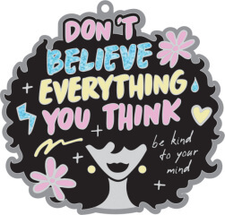 Be Kind To Your Mind 1 Mile 5K 10K 13.1 and 26.2