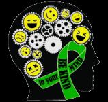 Be Kind to Your Mind 5K & 10K registration logo