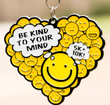 Be Kind To Your Mind 5K/10K - Clearance from 2018 registration logo
