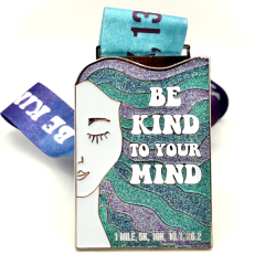 Be Kind to Your Mind registration logo