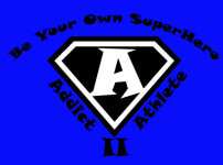 Be Your Own Superhero 5k registration logo