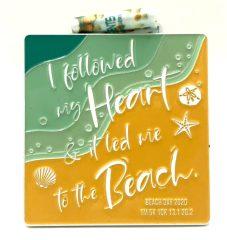 Beach Day 1M 5K 10K 13.1 26.2 registration logo