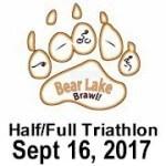 Bear Lake Brawl Triathlon - Half & Full registration logo