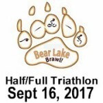 Bear Lake Brawl Triathlon - Half & Full registration logo