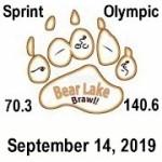Bear Lake Brawl Triathlon registration logo