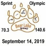 Bear Lake Brawl Triathlon registration logo