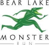 Bear Lake Monster Run registration logo