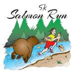Bear Lake Salmon Run 5K registration logo