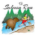 Bear Lake Salmon Run 5K registration logo