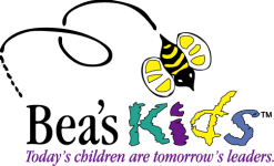 Bea's Kids Fun Run registration logo