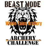 Beast Mode Archery Challenge at Whale-Tales Archery registration logo