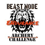 Beast Mode ENDURANCE Archery Challenge registration logo