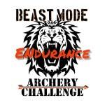 Beast Mode ENDURANCE Archery Challenge registration logo