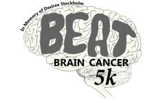 Beat Brain Cancer 5K registration logo