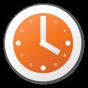 Beat the Clock for Burbach 5K registration logo