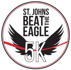 Beat The Eagle 5K registration logo