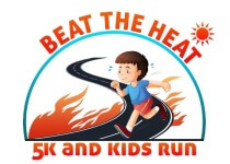 Beat the Heat 5K  registration logo