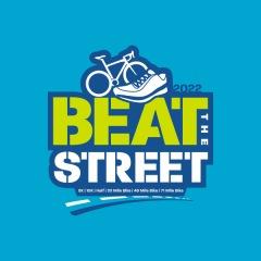 Beat the Street For Little Feet registration logo