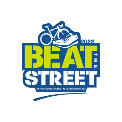 Beat the Street For Little Feet registration logo