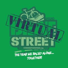 Beat the Street - VIRTUAL Races registration logo