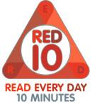 Become a RED 10 Reader 2016 registration logo