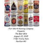 Beer Mile registration logo