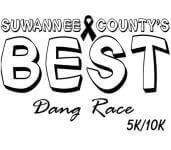 BEST DANG RACE 5K Walk Run 10K registration logo
