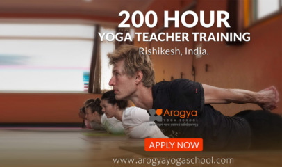 Best Yoga Teacher Training in Rishikesh, India registration logo