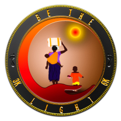 BeTheLight VIrtual 3k or 6K Walk/Run registration logo