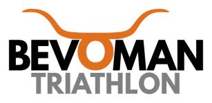Bevoman Triathlon registration logo