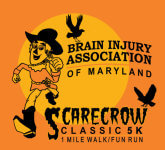 BIAMD Scarecrow Classic 5k Run and 1 Mile Walk registration logo
