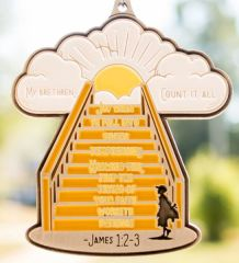 Bible Clearance from 2019 - Faith Worketh Patience 1M 5K 10K 13.1 26.2 registration logo