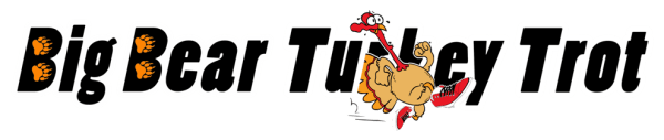 Big Bear Turkey Trot registration logo