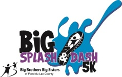 Big Splash & Dash 5K registration logo