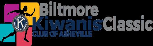 Biltmore/Kiwanis 15K/5K Classic at Biltmore Estate registration logo