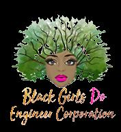 Black Girls Do Engineer Virtual Run Fundraiser registration logo